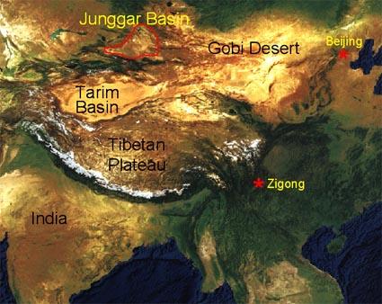 junggar basin coppy jpgJunggar Basin